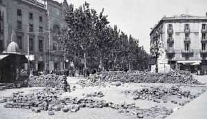 Ramblas in the Civil War